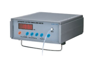 Digital Blood Hemoglobin Meter Hemoglobinometer for Lab Wjx-1 pictures & photos