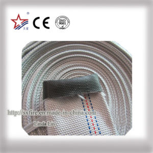 65mm Black Fire Hose Pipe for Discharge Water pictures & photos