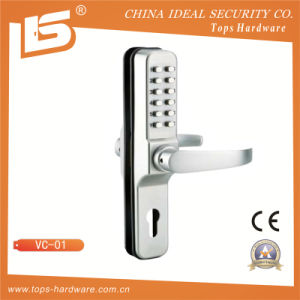 Combination Building Entry Sports Room Rim Lock French Verrou - Combinaison pictures & photos