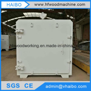 Short Drying Time for Wood Drying Machine with SGS