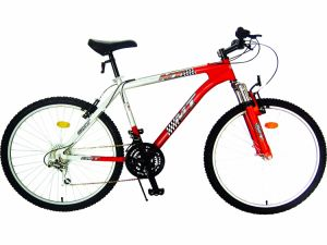 18 Speed MTB Mountain Bike with Suspension