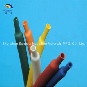Zero Halogen PE Heat Shrink Tube for Wire Harness pictures & photos