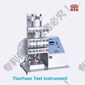Ty-4064 Rubber Fatigue Crack Testing Machine /Test Equipment pictures & photos