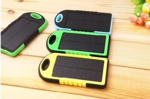All in One Charger Solar Power Bank for Mobile Phone or Various Electronic Device pictures & photos