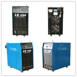 200AMP IGBT Plasma Cutter Air Inverter Plasma Cutter pictures & photos