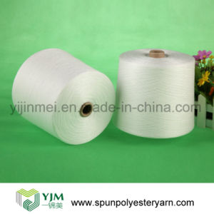 China Wholesale 100% Polyester Knitting Yarn and Weaving Yarn pictures & photos
