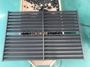 Modernized Grey Powder Coated Decorative and Protective Louvers for Houeses and Machines pictures & photos