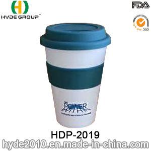 Portable BPA Free Plastic Coffee Mug (HDP-2065) pictures & photos