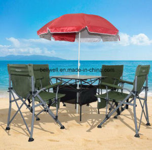 The Armrest Folding Camping Chair with Carrying Bag pictures & photos