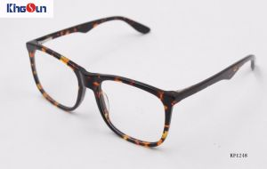Fashion and Top New Acetate Frames Kf1248 pictures & photos