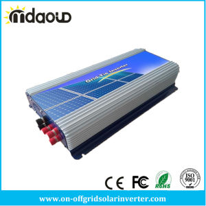 300W, 600W 1000W Wind Grid Tie MPPT Inverter for Wind Turbine LCD display pictures & photos