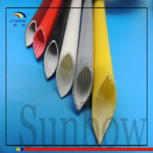 Sunbow Silicone Rubber Coated Fiberglass Sleeves pictures & photos