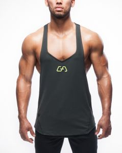 Quick-Drying Fitness Tank Tops for Gym with Custom Logo pictures & photos
