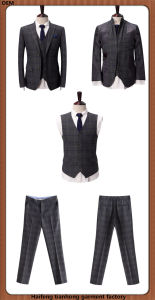 Mens Italian 3 Piece Business Suits
