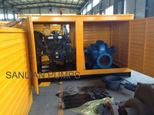 Double Suction Trailer Pump pictures & photos