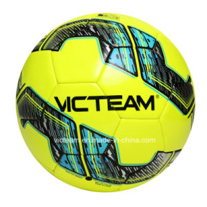 High-Gloss Custom Printed Wearproof Soccer Balls pictures & photos