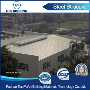 Structural Steel Beam Steel Structure Warehouse Building pictures & photos