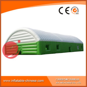 2017 Outdoor White Inflatable Advertisement Toys Inflatable Exhibition Tent1-802 pictures & photos