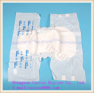 Excellent Comfortable Adult Disposable Diaper pictures & photos