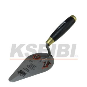 Kseibi Walby Pattern Wood Handle Bricklaying Trowel pictures & photos