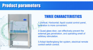 Three-Person Double-Side (vertical air supply) Clean Bench (SW-CJ-3F) pictures & photos