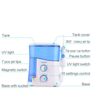 UV Sterilizer Oral Hygiene Product Dental Flosser pictures & photos