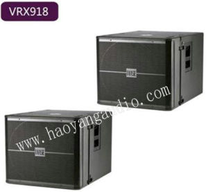 Vrx918 Single 18 Inch Profession Subwoofer Line Array   Audio pictures & photos