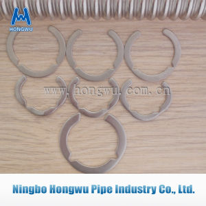 Stainless Steel Clip Clamping Washers pictures & photos
