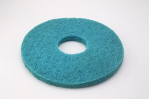Wholesale Kitchen Cleaning Green Nylon Floor Pad pictures & photos