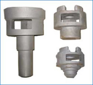 Precision Investment Casting Steel Auto Spare Parts Shaft pictures & photos