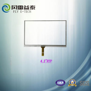4.3 Inch Resistive Touch Screen Industrial Type Touch Panel