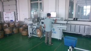 Fully Automatic Wire Cable Terminal Crimping Equipment / Machine with SGS pictures & photos