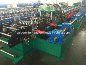 2 Waves Guard Rail Roll Forming Machine pictures & photos
