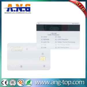 Membership Card Magstrip PVC Card for Hotel Security Key Card pictures & photos