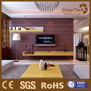 TV Wall Decoration WPC Wall Decorative Panel pictures & photos