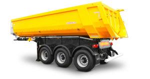Evergrand 3-Axle Dump Semi-Trailer Tipper Truck Trailer pictures & photos