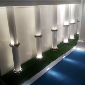 18W LED Garden Module Light IP65 LED Round Light pictures & photos