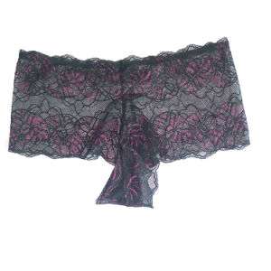Sexy Fanc Young Girls Lace Underwear pictures & photos