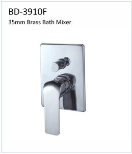 Bd3910c 35mm Brass Single Lever High Quality Bath Mixer pictures & photos
