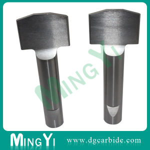 High Polishing Misumi Flat Straight Head Metal Punch pictures & photos