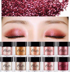 Loose Pearl Pigment Eyeshadow, Lip Powder, Loose Pearl Eyeshadow Pigment pictures & photos