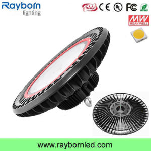 135lm/W Output IP65 200W UFO LED High Bay Light pictures & photos