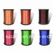 Sz Cable Winding Wire AWG Aluminum Enameled Winding Wire Class 200 220 240 Degree pictures & photos