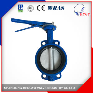 Mytest Flg. F0811-300 Wafer Butterfly Valve pictures & photos