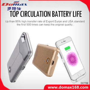 3800 mAh Portable Battery Wireless Charger Case Power Bank for iPhone 6 pictures & photos