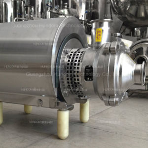 Sanitary Stainless Steel Self Priming Pump pictures & photos
