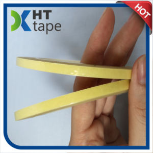 High Temperature Yellow Fiber Glass Cloth Tape pictures & photos