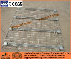 Steel Wire Deck Panels, Wire Mesh Decking, Wire Deck Railing for Storage Rack pictures & photos