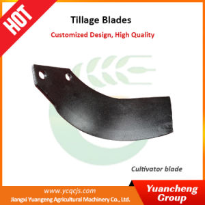 Long Lasting Tractor Plough Rotavator Blades pictures & photos
