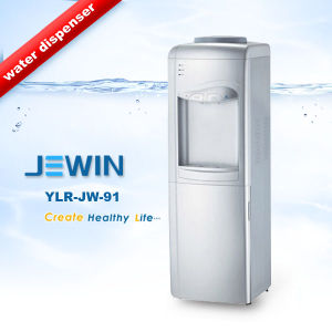 Silver Color Floor Standing Water Dispenser (YLR-JW-91) pictures & photos